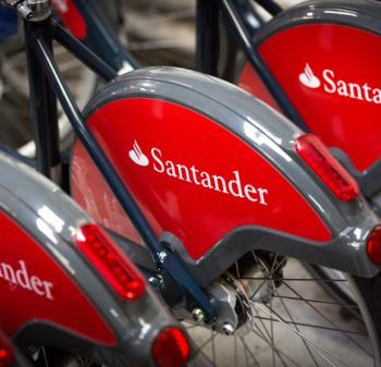 Image of Santander Cycles