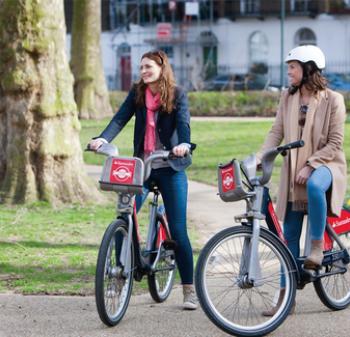 50% off Santander cycles through ZEN