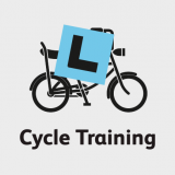 Cycle Training - Bicycle with L Plates