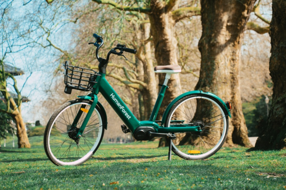 HumanForest e-bike Zero Emissions Network Discount