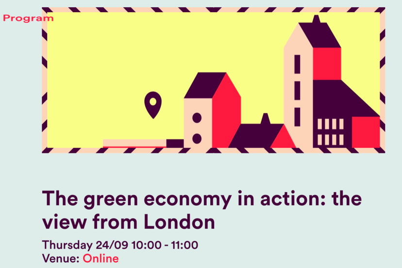 The green economy in action: the view from London (Zero Emissions Network)