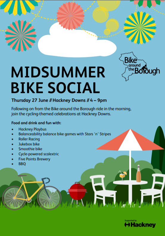 Midsummer Bike Social