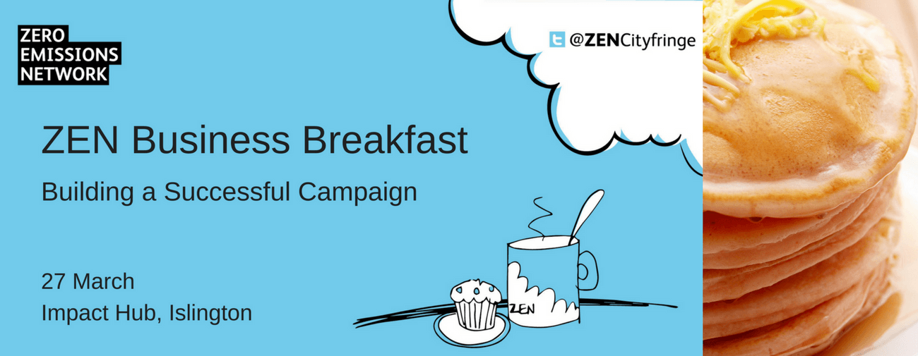 ZEN Business Breakfast