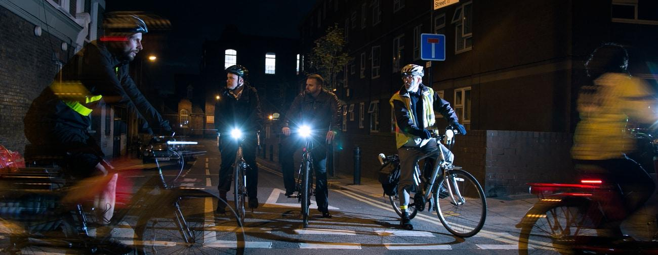 Night Cycling