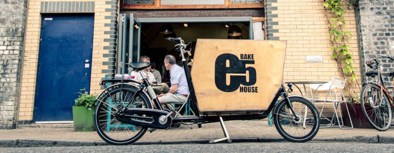 Cargo Bike Grant