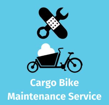 Cargo bike maintenance service