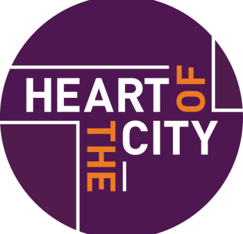 Heart of the City Logo