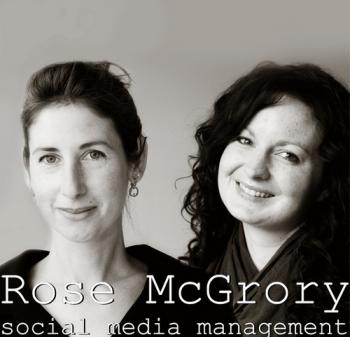 Rose McGrory Social Media Management