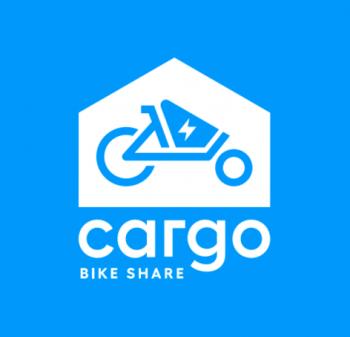 Cargo Bike Share Logo - Zero Emissions Network