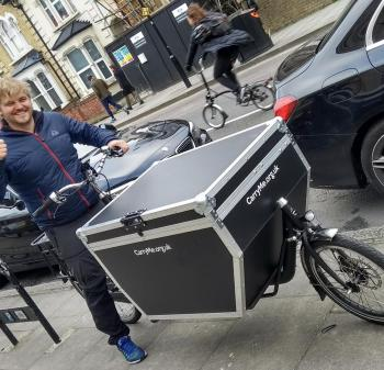 CarryMe Bikes Cargo Bike