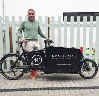 Cargo Bike Trial - The Zero Emissions Network