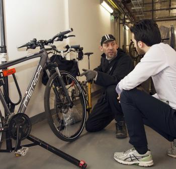 Aecom Dr Bike