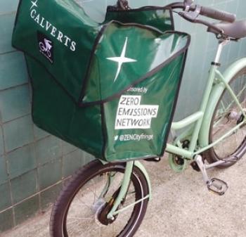 Calverts Cargo Bike