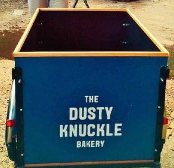 dusty knuckle cargo bike
