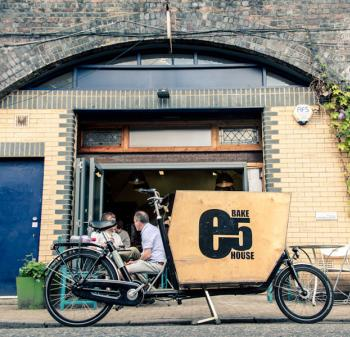 e5 Bakehouse Cargo Bike