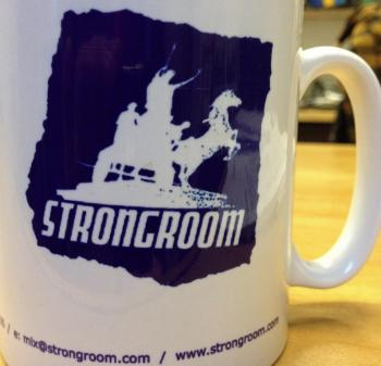 Strongroom mug